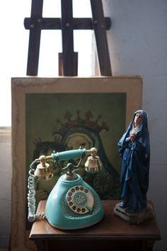 Gori de Palma & Laura Gonzalez — Florist & Fashion Designer, Apartment, Poblenou, Barcelona.