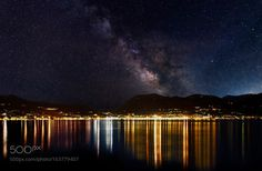 Le luci e le stelle del Garda  Le luci e le stelle del Garda  Camera: NIKON D810 Lens: 20.0 mm f/1.8 Focal Length: 20mm Shutter Speed: 20sec Aperture: f/2.5 ISO/Film: 1600  Image credit: http://ift.tt/2aaD393 Visit http://ift.tt/1qPHad3 and read how to see the #MilkyWay  #Galaxy #Stars #Nightscape #Astrophotography