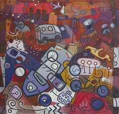 Robert Slingsby South African Art, Source Of Inspiration, Contemporary Art, Artists, Inspired, Abstract, Board, Creative, Painting