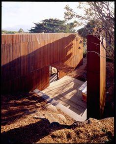 Mornington Peninsula House by Sean Godsell Architects -  Victoria, Australia