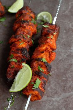Wonder what these are like, not a fan of tofu but. Give them a try Tandoori Tofu Tikka Masala (Vegan) Veggie Recipes, Indian Food Recipes, Whole Food Recipes, Cooking Recipes, Healthy Recipes, Vegan Indian Food, Vegan Tofu Recipes, Veggie Bbq, Vegan Vegetarian
