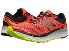 New Balance Fresh Foam Men's Running Shoes Alpha Orange/Hi-Lite