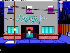 Make Leisure Suit Larry come again! A Kickstarter project to re-make the iconic Leisure Suit Larry in the Land of the Lounge Lizards game.