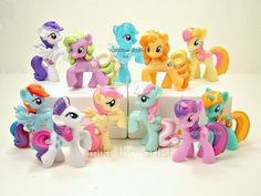 My Little Pony: Friendship Is Magic Blind Bag - 4th Batch