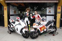MotoGP 2010, Marco Simoncelli, Team Gresini Racing