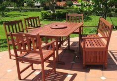 Wooden Patio Furniture  Outdoor Patio Furniture