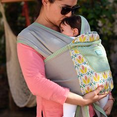 Close Caboo - Discover now the NEW collection of Close baby carriers with their lovely patterns #CabooOlivia