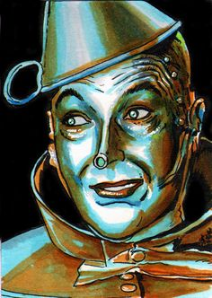 Wizard of Oz 5 Sketch Card Set | the Wizard of Oz Collectionary