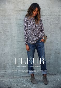 Fleur. - Sincerely Jules - (Discover Sojasun Italian Facebook, Pinterest and Instagram Pages!)