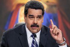 Presidente venezolano sustituye a cinco ministros de su gabinete