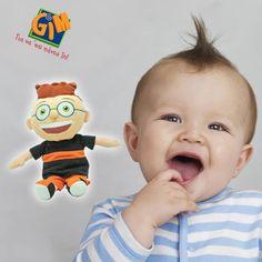 Είπα στη μαμά να μου κάνει το ίδιο μαλλί... Τα κατάφερε ε?  Λούτρινο Little Einstein από τη GIM! Μεγάλη ποικιλία σε λούτρινα θα βρείτε εδώ -> http://gimsa.gr/products_by_sub_cat/17/3/loytrina #gimsa #gianasaipadain #plush #disney #LittleEinstein