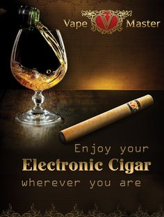 Enjoy your Electronic Cigar