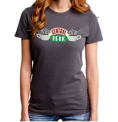 NBC Friends tv show Central Perk t-shirt