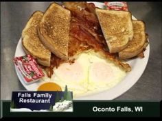 Oconto Falls Wisconsin's Falls Family Restaurant on Our Story's What's C...