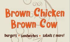 """Downtown Campbell: Campbell LOVE 2016 Nominee for Best Family Friendly Restaurant Brown Chicken Brown Cow located at 397 E Campbell Ave in Downtown Campbell. """"Premier Burger Selections Cooked To Perfection - Experience some of the finest burgers sandwiches salads and beers in the Bay Area. Stop by and see for yourself!"""" For those interested in voting here is a link to the survey: http://survey.constantcontact.com/survey/a07ec6y0prmik06ukjw/start.  #campbelllove2016 #campbellwatertower…"""