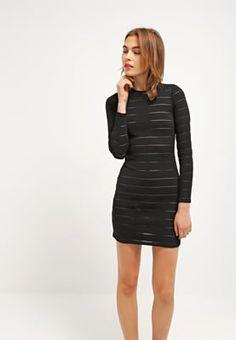 Aufregendes Kleid für deinen Auftritt. Topshop Cocktailkleid / festliches Kleid - black für 49,95 € (08.06.16) versandkostenfrei bei Zalando bestellen.