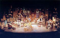 American Buffalo. Wellfleet Harbor Actors Theatre. Set design by Anita Fuchs. 2007
