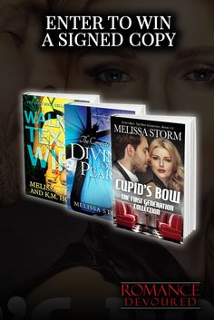 Win a $25 Amazon Gift or Signed Copies from Award-Winning Author Melissa Storm
