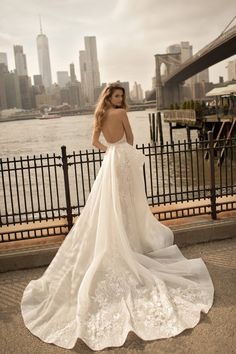 World Exclusive: Berta Wedding Dress Collection 2018 Wedding Dresses 2018, Bridal Dresses, Wedding Attire, Bridal Collection, Dress Collection, Spring Collection, Muse, Berta Bridal, Backless Wedding