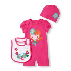 The perfect playtime outfit for your little mystical miracle!