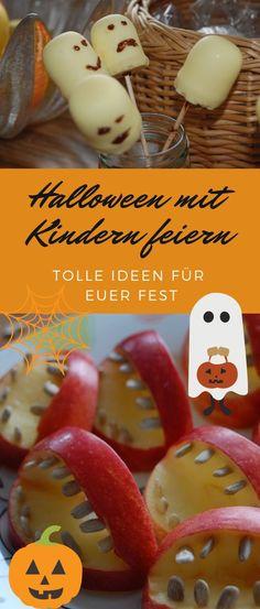 Halloween feiern mit Kindern! Wir haben eine Halloween-Party für kleine Kinder veranstaltet und damit du genügend Tipps für euer Fest hast, habe ich mal aufgeschrieben, was bei uns gut lief #halloween #kinderparty #gruselparty