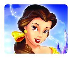 Very Nice Disney Mouse Pad Belle Princess