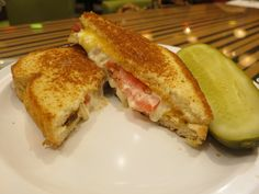 Griddled Cheese Deluxe