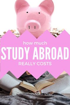 How Much Does It Actually Cost to Study Abroad?   #travel #money #study #abroad #studyabroad #student #college #europe #price #costs #savings #cash #wanderlust #bucket #list