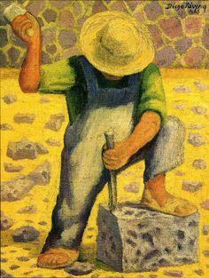 dieago rivera art | Diego Rivera Art Gallery at American Buddha Online Library