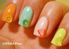 food nails - Google Search