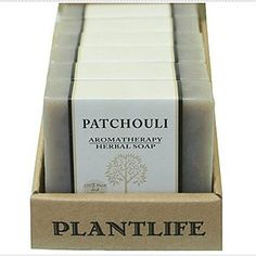 Value 6 Pack-Patchouli Pure & Natural Aromatherapy Herbal Soap- 4 oz each (Health and Beauty) Best Soap For Men, Patchouli Soap, Beauty Soap, Body Cleanser, Bar Soap, 100 Pure, Aromatherapy, Health And Beauty, Bath And Body