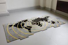"""Mona Hatoum  """"Shift/Part of The Unexpected Guest""""  Biennial Festival   2012"""