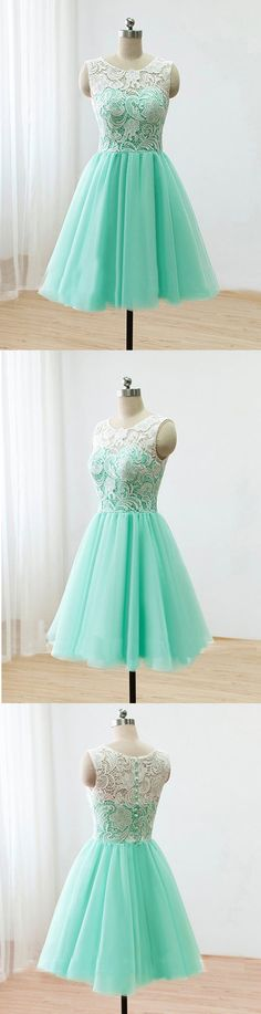 lace bridesmaid dresses, short bridesmaid dresses, mint bridesmaid dresses, custom bridesmaid dresses, tulle bridesmaid dresses
