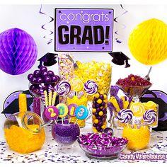 Graduation 2013 Candy Buffet