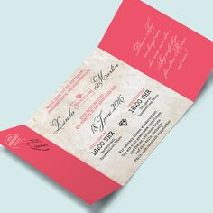 Hochzeitseinladungen: Globetrotter. Hochzeitskarten im Reisepass-Travel-Design