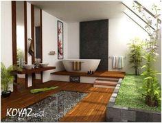 foto desain kamar mandi