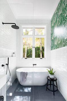 Bath room shower tub combo wet rooms Ideas for 2019 Dream Bathrooms, Modern Bathroom, Wet Rooms, Bathroom Decor, Small Bathroom Remodel, House, Bathroom Interior Design, Bathroom Renovations, Contemporary Bathroom