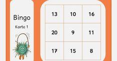 Bingo, Rechnen bis 20, Grundschule, Freiarbeit, addieren, Rechenspiel, Mompitz, kostenloses Lernspiel