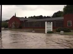 Serious Flash Flood in Chattanooga, TN   Apr 16, 2015