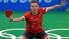 Liam Pitchfield Table Tennis GB