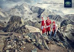 Land Rover: Fans   Ads of the World™