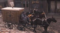 The real Star of Django Unchained, I give you...The Spring Loaded Tooth Wagon.