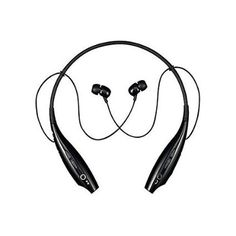 Amazon.com: Wireless Bluetooth Headset By Maze Exclusive - Black Hands Free Stereo Headphones with Microphone - Comfortable Earbuds Stay in Ears - Great for the Gym, Running, Walking, Biking, Gardening, Working Out, Tv Listening, Driving, Airplane Travel - For Iphone 6, Samsung, Htc, Lg, Nokia, Verizon, Sprint, At&t, Ipad, Ipod, Pc, Ps3 - Best 100% Money Back Satisfaction Guarantee: Electronics