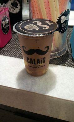 Calais - Chocolate with Egg puddinh