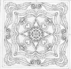 LuAnn Kessi: Quilting Designs.....from My Sketch Book   My ... : whole cloth quilt stencils - Adamdwight.com