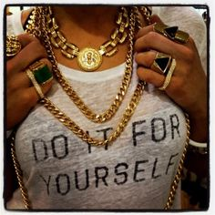Do it for YOURSELF - the Lotus Mendes motto and way of life!