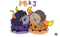 SHIPPP PB&J SOO CUTE
