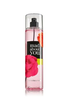 "Mad About You Fine Fragrance Mist - Signature Collection - Bath & Body Works I always get ""The perfume you're wearing is making me crazy about you"" Bath Body Works, Bath And Body Works Perfume, Bath N Body, Perfume Body Spray, Bath And Bodyworks, Fragrance Mist, Conditioner, Body Mist, Smell Good"
