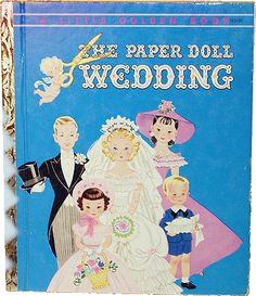 The Paper Doll Wedding, 1954
