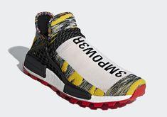 sale retailer 6eccd f431f Pharrell adidas NMD Hu Solar Pack Release Date  SneakerNews.com Ck Jeans,  Adidas